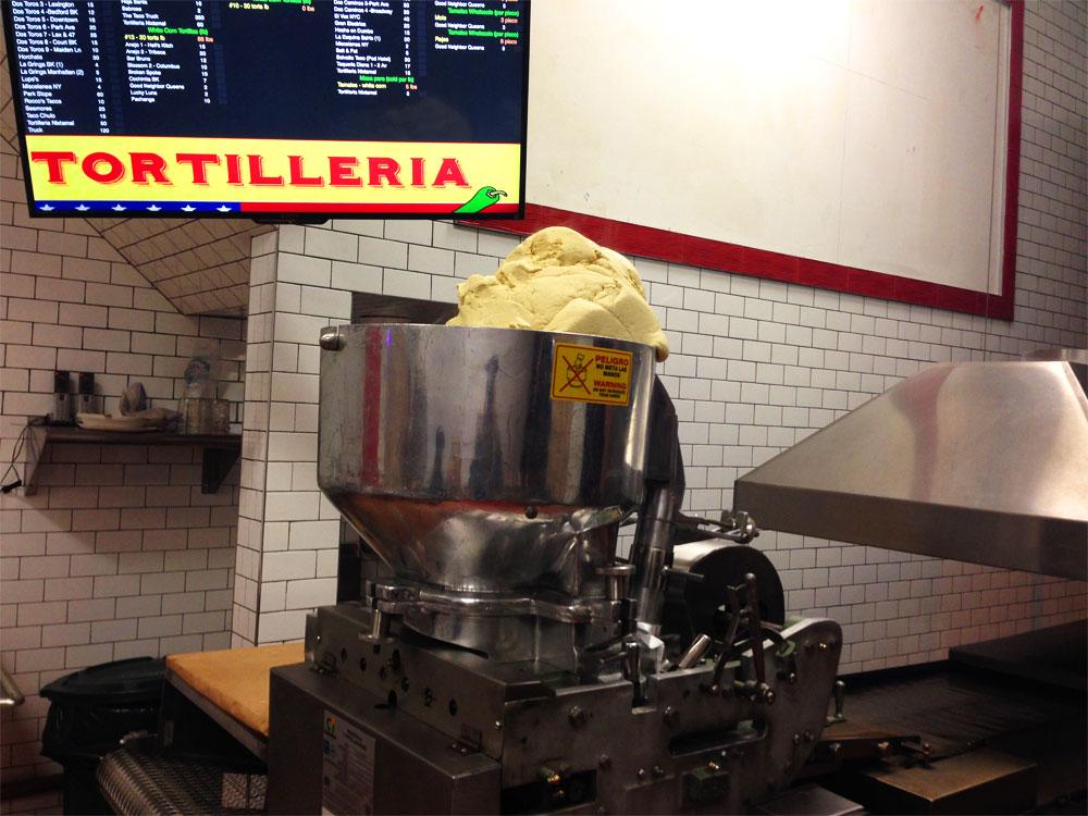corn tortillas production-1